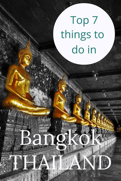 Adoration 4 Adventure's top 7 things to do in and around Bangkok, Thailand. A world-city brimming with culture, vibrancy and history.