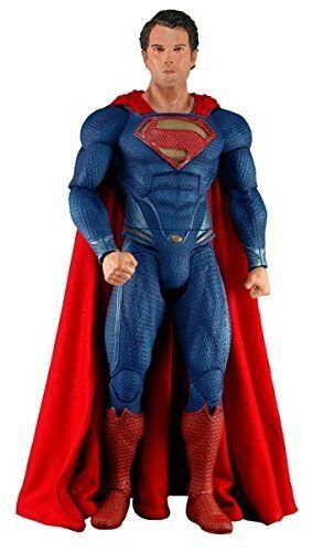 NECA Superman Man of Steel Action Figure 1/4 Scale by NECA @ niftywarehouse.com