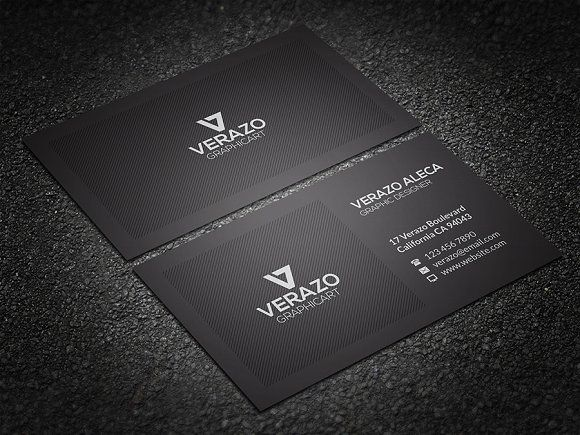 Best 25 business cards online ideas on pinterest business cards clean corporate business card reheart Image collections