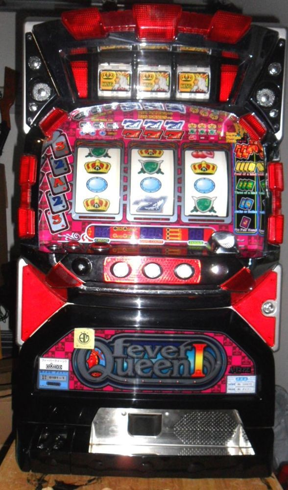 QUARTER / TOKEN PACHISLO FEVER QUEEN 6 REEL SLOT MACHINE / 285 PAGE MANUAL   Collectibles, Casino, Slots   eBay!