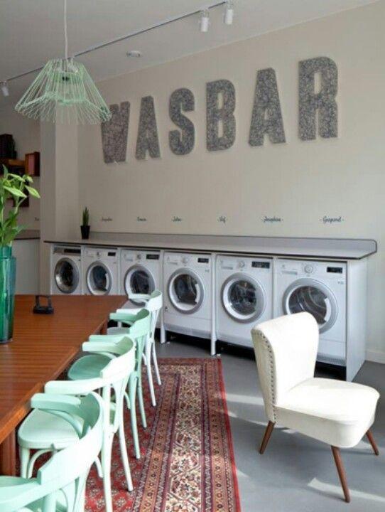 Wasbar, Antwerpen