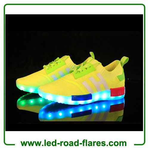 China led light up shoes manufacturer supplier factory, China led sneakers manufacturer supplier factory, China Light Up Shoes Manufacturer Supplier Factory  http://www.led-road-flares.com/yellow-black-blue-red-unisex-breathable-sport-led-light-up-shoes-and-led-light-up-sneakers-with-flyknit-fabric-p00178p1.html