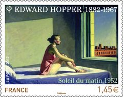 Edward Hopper {La Poste}