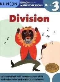 Division Grade 3 (Kumon Math Workbooks) Paperback ? 1 Jan 2008