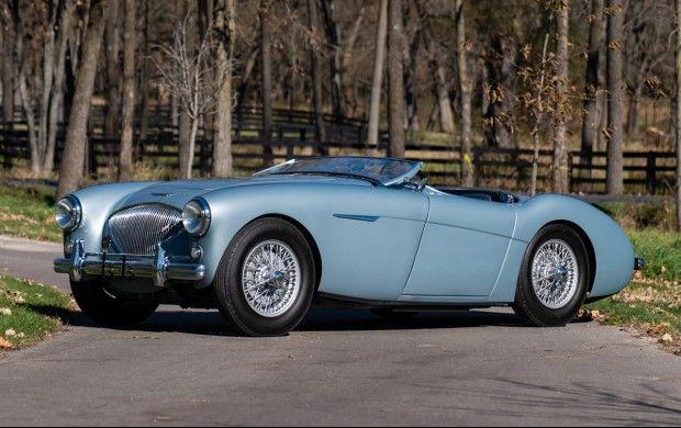 1955 Austin Healey 100 4 Bn1 Austin Healey Austin British