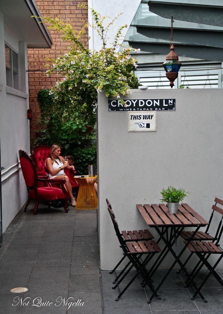 Croydon Lane, Cronulla
