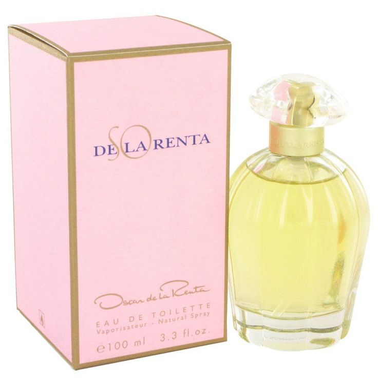 So De La Renta By Oscar De La Renta Eau De Toilette Spray 3.4 Oz