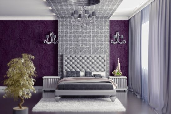 17 best ideas about purple bedroom walls on pinterest purple walls purple bedroom paint and - Modern purple bedroom colors ...