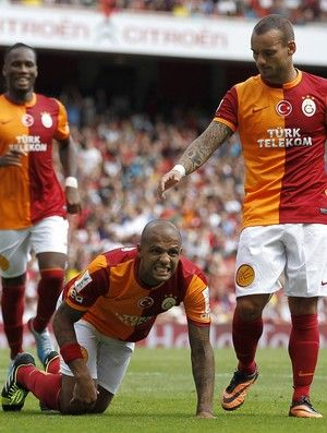Felipe Melo - Galatasaray