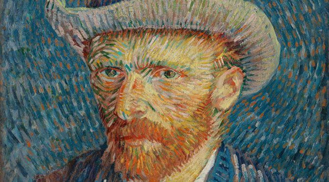 """Ünlü ressam Vincent van Gogh'un mektupları """"Dostlukla-Seçme Mektuplar"""" kitabında toplandı."""