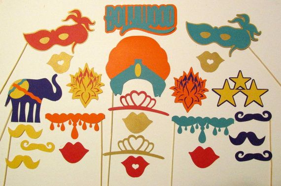 ~Thank you for visiting Pimp Your Party!~    Photo Booth Props are all the rage at parties and events. The best part is, no photo booth is
