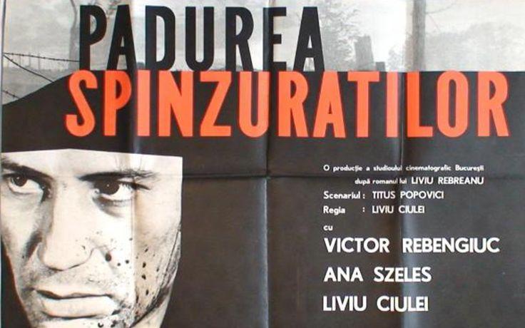 Padurea Spanzuratilor - un film de Liviu Ciulei Virgil Petrovici