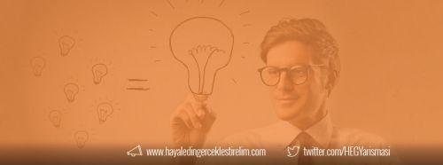 Hayal Edin Gerçekleştirelim Proje Fikir Yarışması