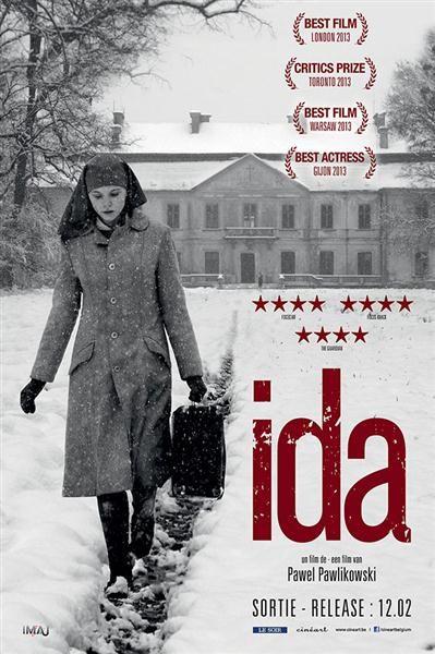 Anna (Ida) staat op het punt om non te worden en voelt zich goed in de monotone routine van het klooster. De oorlog heeft van haar een wees gemaakt toen ze nog een baby was en nu, in de jaren '60, is ze een jonge vrouw zonder familiebanden. Of dat denkt ze. Een aanrader. Bron: http://www.cobra.be/cm/cobra/film/1.1870823