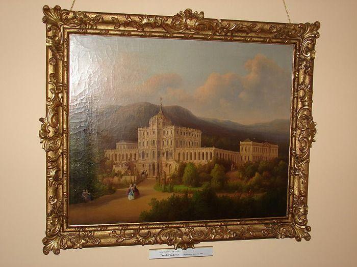 Плосковице (Ploskovice) - замок 56253