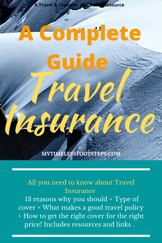 Travel Insurance A Complete Guide In 2020 Travel Insurance