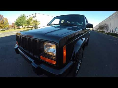 4K Review 1999 Jeep Cherokee Virtual Test-Drive & Walk-around
