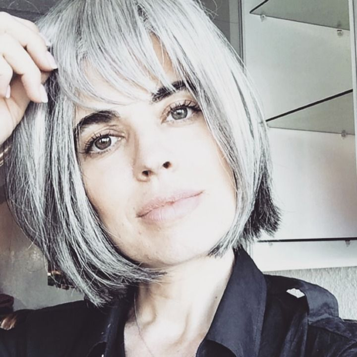 Trying Cunning, Dare To Go Grey!