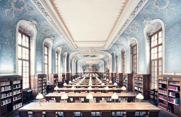 Kendini Keşfeden Saraylar: Avrupa Kütüphaneleri