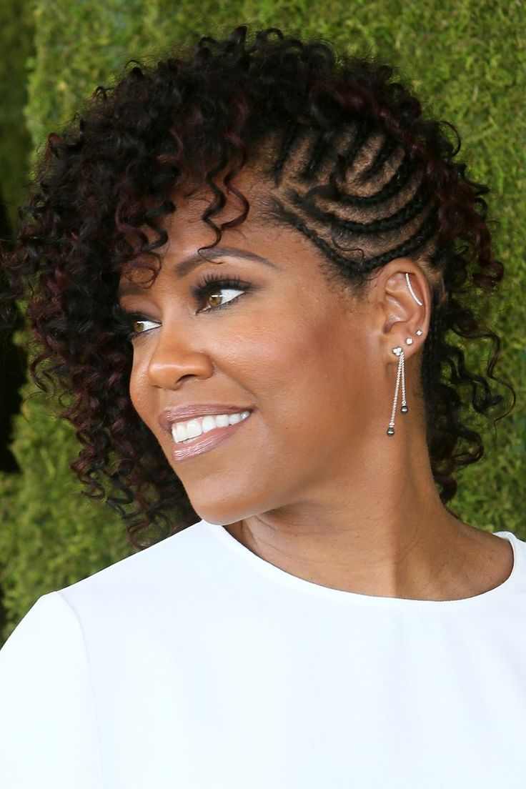 55+ Short Hairstyle Ideas for Black Women
