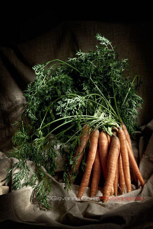 Glamour Carrots  ---  https://www.facebook.com/GiovannaGriffo.Photographer