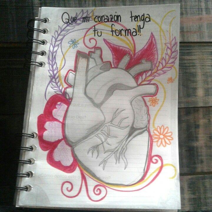 Que mi corazón tenga tu forma!!!