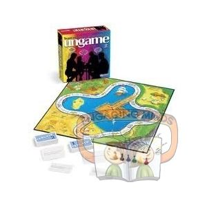 Get to know your family and friends even better with the award winning Ungame. Non-competitive, educational and entertaining, the ungame can be used in a family setting (geared for ages 5 upwards) or as a great ice breaker with new friends or youth groups.