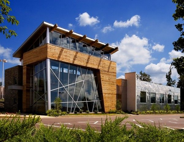 7 best images about arc exterior office building on for Modern acp building design