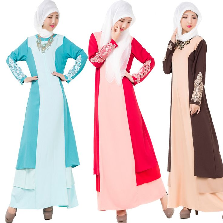 Walson Latest design muslim dress girl names muslim elegant party dress