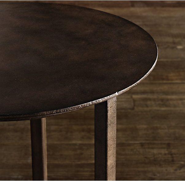 Mercer Round Side Table