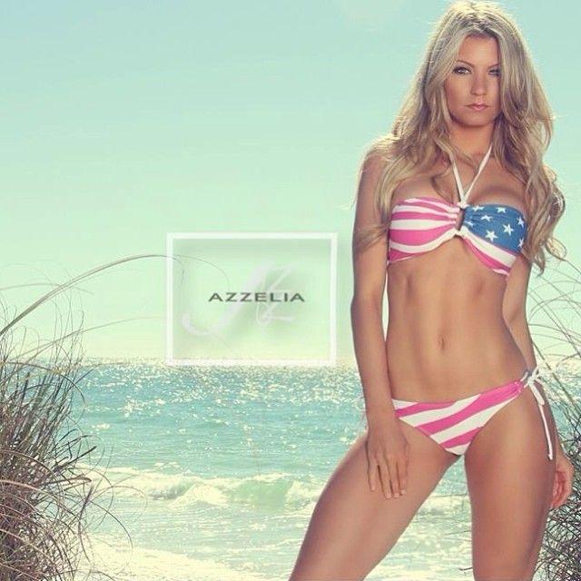 taryn-walker | Patriotic Babe Bikini Suit | Pinterest ...