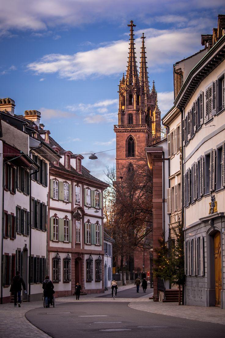The Münster Basel, Switzerland