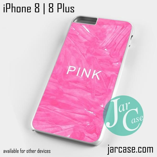Pink Paint HC Phone case for iPhone 8 | 8 Plus