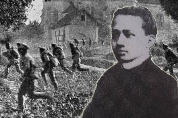 RM Sosrokartono Saksi Perjanjian Damai Rahasia Perang Dunia I