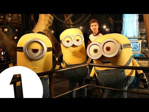 Watch Doctor Who meets Minions video where they take over the TARDIS | TV & Radio | Entertainment | Daily Express