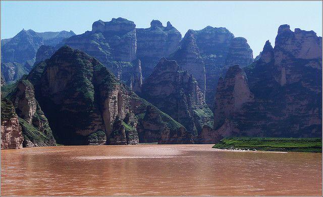 Žltá rieka (Chuang che), Čína -