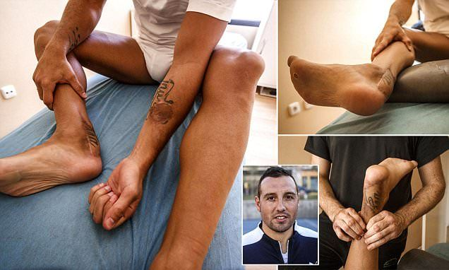 Santi Cazorla has revealed the horrific extent of the achilles tendon injury that has kept him out of action for a year and says he almost lost his foot to gangrene after contracting an infection.