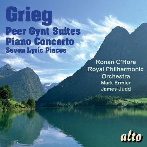 Grieg: Peer Gynt Suites; Piano Concerto; Seven Lyric Pieces [CD]