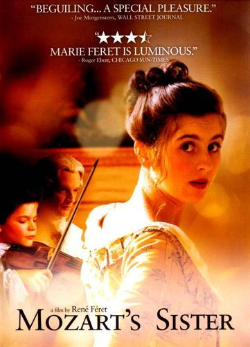 Mozart's Sister [DVD] [2011]