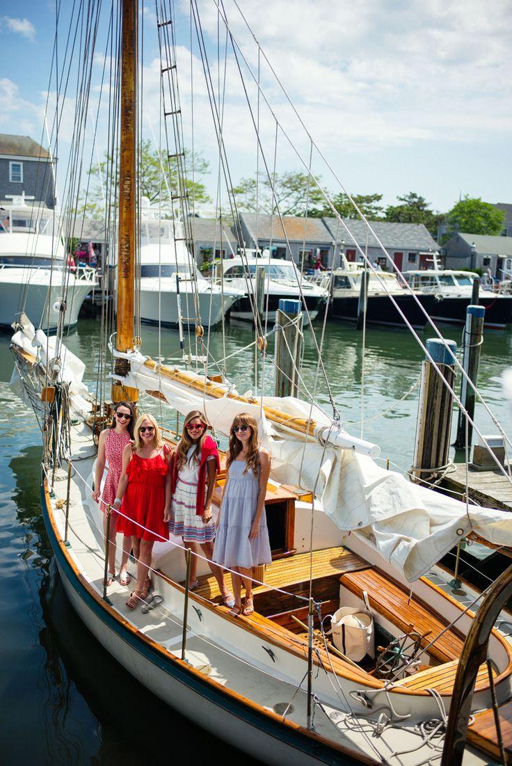 Nantucket Charter Sailboat
