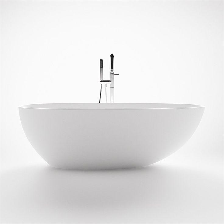 Boheme XL 170 Fritstående badekar