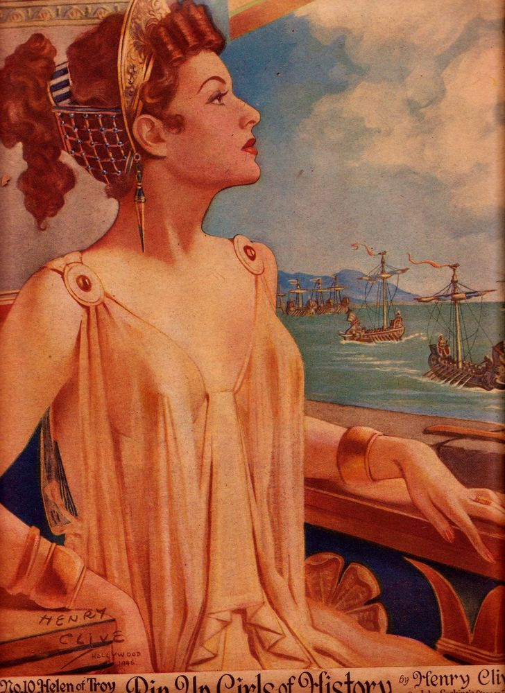 helen a captive resident of troy in the iliad by homer At first sight, the iliad story - centred on the mythical trojan war - has a lot going for it: the destructive power of the most beautiful woman in the world (helen of troy, whose moonlight flit.