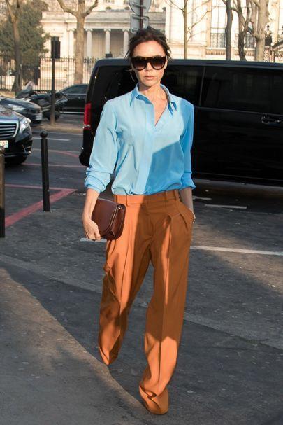 Clashing Colour Trend | British Vogue