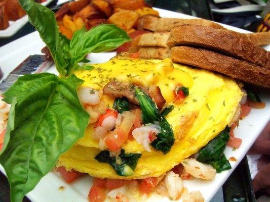 Omelet, Lobsters and Shrimp on Pinterest