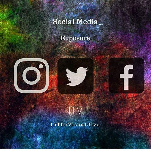 Want more #clients, #fans, #engagement, and followers? Tired of fake followers or spam?  We have exposure services for #Instagram, and #Twitter. Services start at only $60! Visit our website and fill out our contact form and we will get back with you or contact us below.  Website: www.InTheVisual.live/social-media  Phone: 210-429-8388  Email: Marketing@InTheVisual.live  We also build websites, E-Commerce stores, and have PPC strategy & Mangagment for Social Media & Google Ads…
