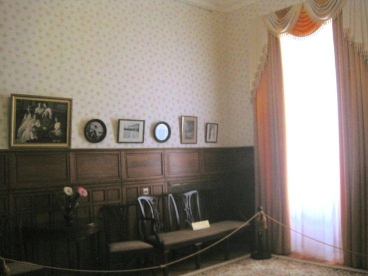 Комната княжен Романовых