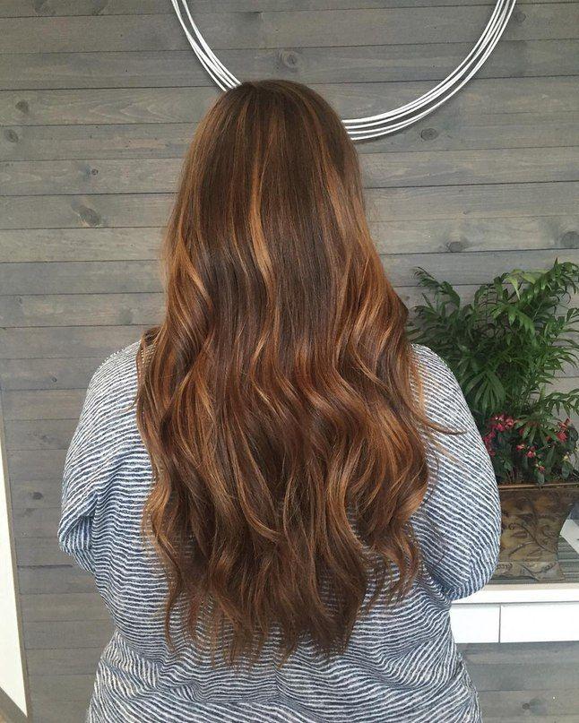 belayage auburn hair color ideas