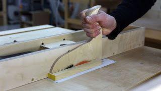 Ah! E se falando em madeira...: Push Stick - empurra pau
