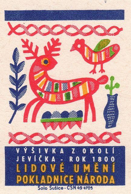 Slovenian match label, via Pilllpat (Agence Eureka).