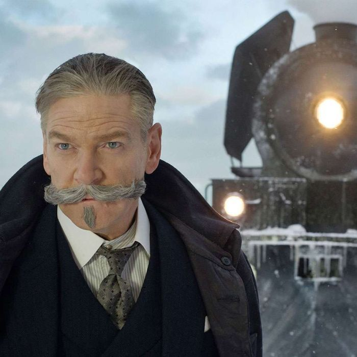 Kenneth Branagh on the Orient Express moustaches and Hollywood scandal - ABC Online #757Live